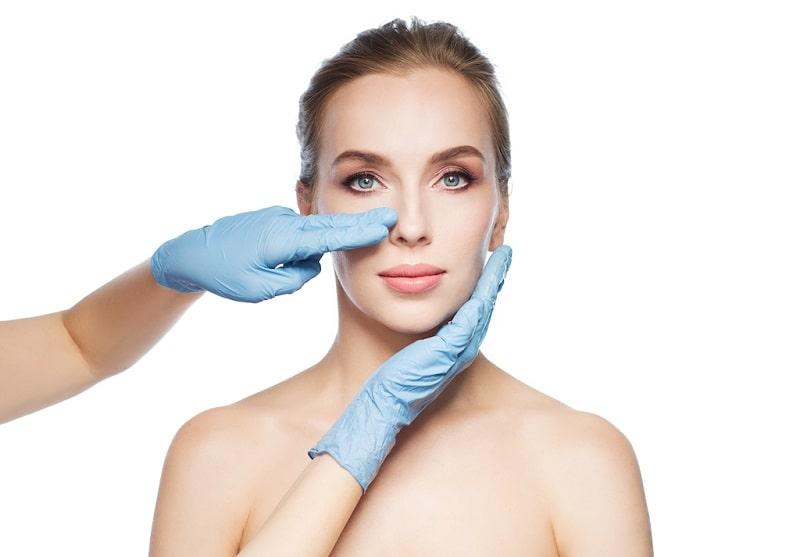 thu gọn cách mũi không cần phẫu thuật