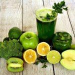 sinh tố giảm mỡ bụng