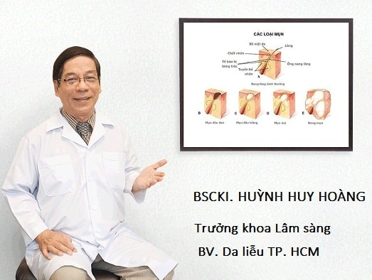 bác sĩ huỳnh huy hoàng