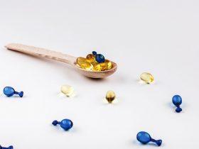 trị sẹo bằng vitamin e